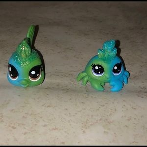 Littlest Pet Shop 2-Piece Set